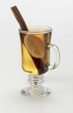 Kentucky Mulled Cider Hot Drink Photo