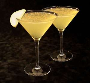 A Lovely Pear Martini Photo