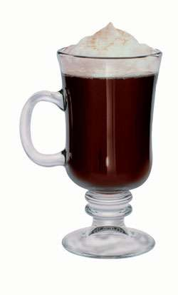 Joe Sheridan's Original Irish Coffee Drink Recipe - Hot Drink
