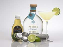 The Paritda Margarita Cocktail Photo