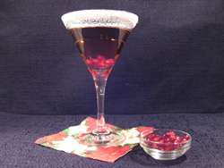 Herradura Stocking Martini Photo