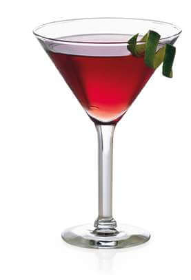 Pearl-tini - The Original Pomegranate Martini Martini Photo