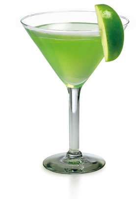 Pearl Appletini Martini Photo