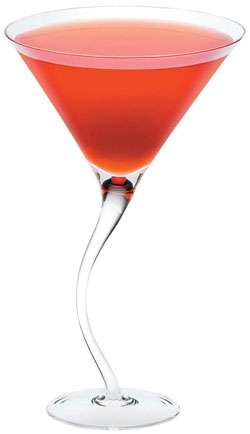 Pom Squeeze-tini Martini Photo