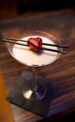 Caribou V Day-tini Martini Photo