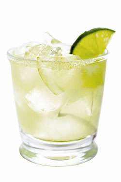 Elder Margarita Cocktail Photo