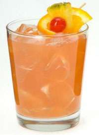 This great Rum Swizzle 2 recipe is made with Gosling's Black Seal Rum...