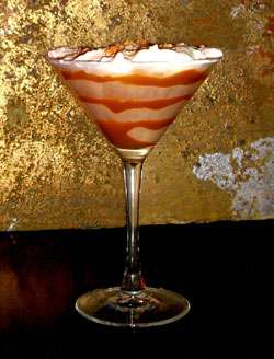 Harvest Spice Martini Photo