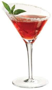 PAMA Pine Drink Recipe - Cocktail
