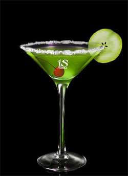 IS Green Apple Martini Photo