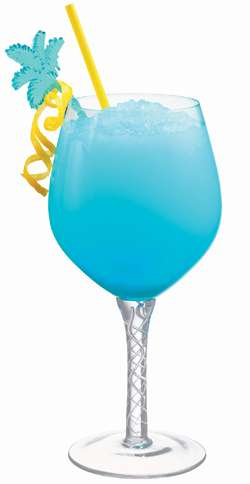 HPNOTIQ Lei Cocktail Photo