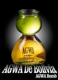 Agwa Bomb Cocktail Photo