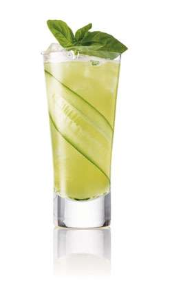 Pepino Cocktail Photo
