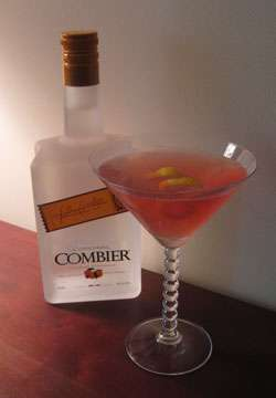 Combier Cosmo Cocktail Photo