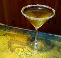 Liberation Libation Martini Photo