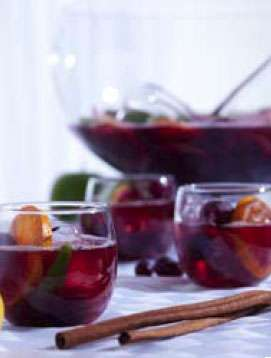 Grand Sangria Cocktail Photo