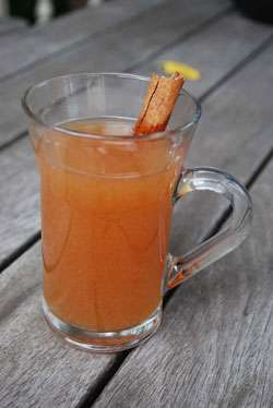 Herradura Apple-Cran Toddy Hot Drink Photo