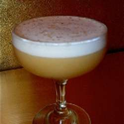 The Pumpkin Egg Nog Martini Photo