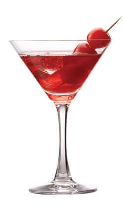 Cherry Vanilla Love Cocktail Photo