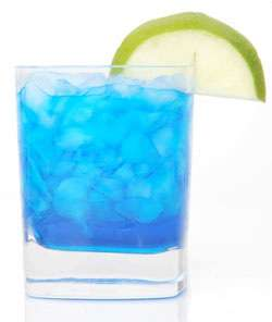 Pacific SKYY Blue Cocktail Photo