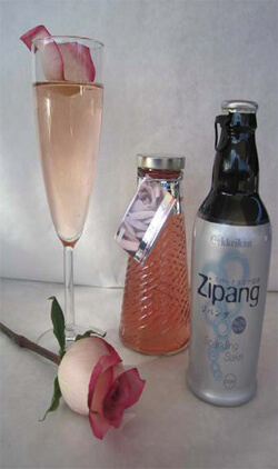 Rose' Zipang Cocktail Photo