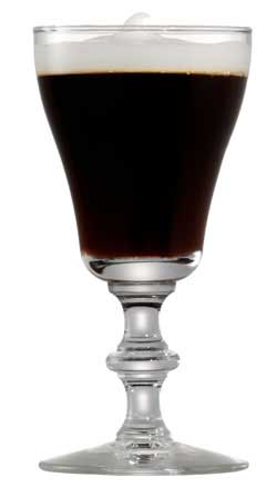 Tullamore Dew Irish Coffee Hot Drink Photo