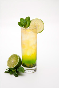 Hiram Walker Melon Mojito photo