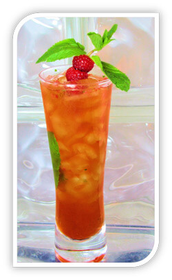 Firefly Raspberry Skinny Tea Mojito photo