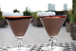 The Sauza S'mores Margarita Cocktail Photo