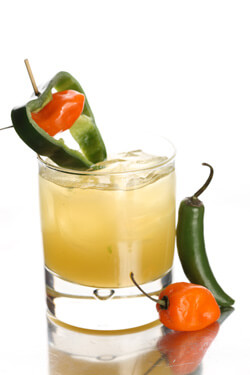 Holly�s Habanero Daiquiri Cocktail Photo
