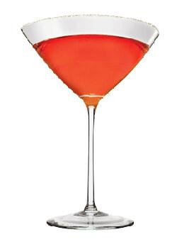Hiram Walker Pumpkin Martini photo