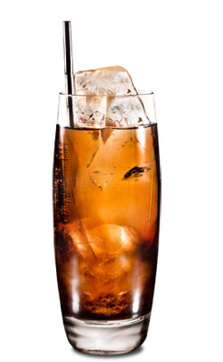 Kahlua Ginger Ale Cocktail Photo