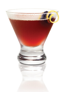 Chambord Raspberry Bombshell photo