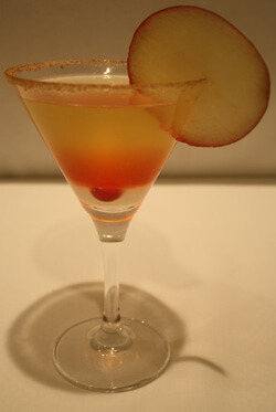 The Barclay Bar - Apple Cin Cocktail Photo