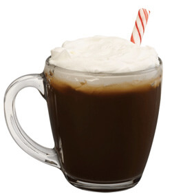 Kahlua Peppermint Mocha Hot Cocoa photo