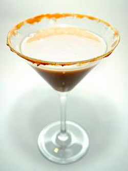 Nuts About Peanuts Martini Photo