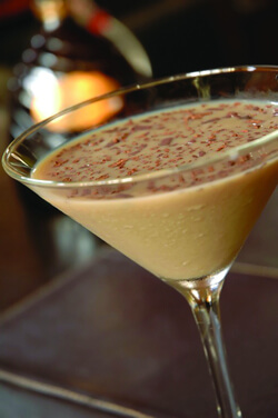 Coffee-mate Gingerbread Martini Martini Photo
