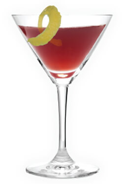 Cran BAM Martini Photo