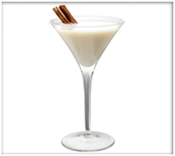 Coconut Cream Pie Martini Martini Photo