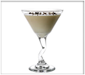 Chocolate Cream Pie Martini Martini Photo