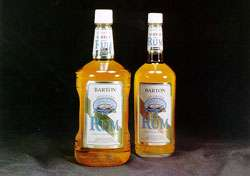 Barton Gold Rum Photo