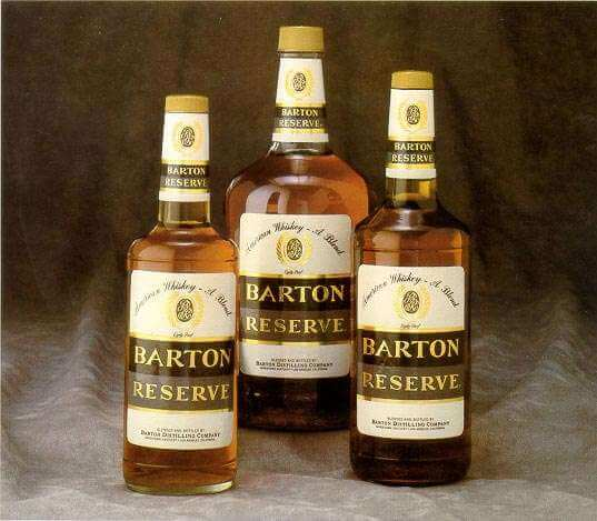 Barton Reserve Blended Whiskey Photo