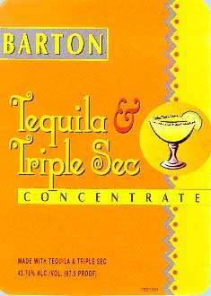 Barton Tequila & Triple Sec Photo