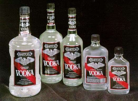 Barton Vodka Photo