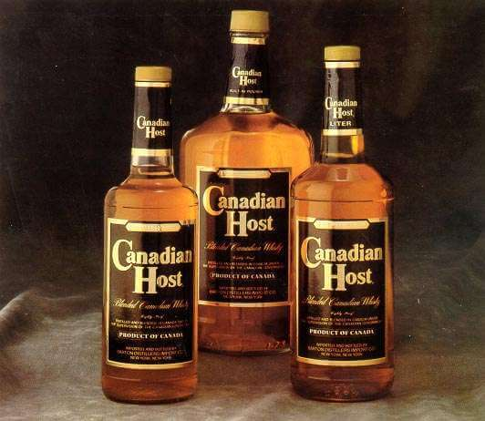 Canadian Host Whisky Photo