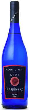 Moonstone Raspberry Sake Photo