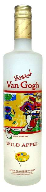 Van Gogh Wild Appel Vodka Photo