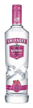 Smirnoff Raspberry Vodka Photo