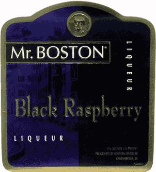 Mr. Boston Blackraspberry Photo