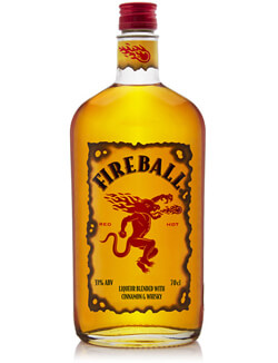 Dr. McGillicuddy's Fireball Photo